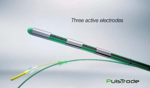 Pulstrode Plus, Pulsed Radiofrequency